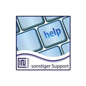 Sonstiger Support