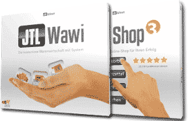 JTL WAWI mit JTL Shop
